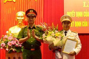 Bộ Công an bổ nhiệm Giám đốc Công an tỉnh Yên Bái