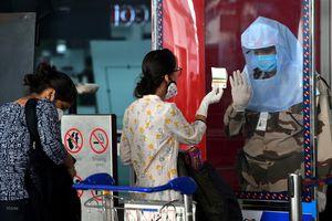 Ấn Độ vượt Pháp trở thành nước có số ca nhiễm nhiều thứ 7 thế giới