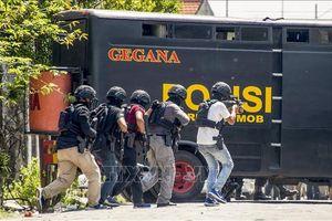 Tấn công khủng bố có yếu tố IS tại Indonesia