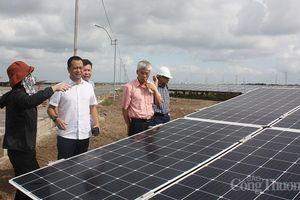 Năng lượng mặt trời ngày càng hấp dẫn các nhà đầu tư điện