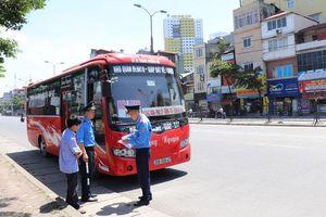 Xử phạt 11 xe khách vi phạm trật tự an toàn giao thông