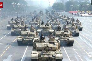 Căng thẳng với Ấn Độ, Trung Quốc đem xe tăng mới biên chế lên áp sát biên giới