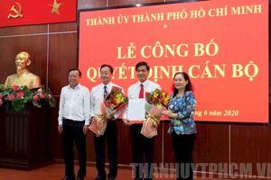 Ông Trương Quốc Lâm làm Bí thư Quận ủy quận 11