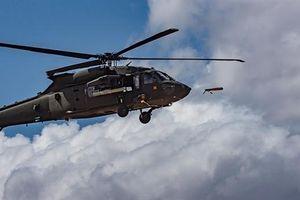 Black Hawk Mỹ thử thành công UAV 'dọn chướng ngại vật'