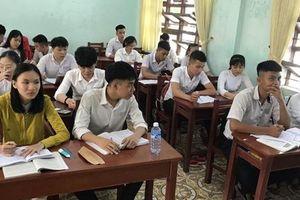 Tổ chức thi tốt nghiệp THPT: Nâng cao vai trò giáo viên