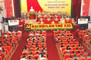 Vĩnh Phúc: Khai mạc Đại hội điểm cấp huyện