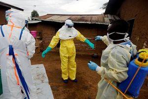 5 người thiệt mạng trong đợt bùng phát dịch Ebola ở Congo