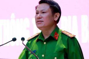 Phó giám đốc Công an Hà Nội làm Cục trưởng Điều tra tội phạm ma túy
