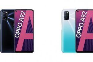 OPPO A92 chính thức lên kệ, cạnh tranh với các dòng sản phẩm tầm trung
