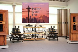 Pacific Audio Fest 2021, triển lãm hi-end mới, hội tụ audiophile Mỹ và Canada