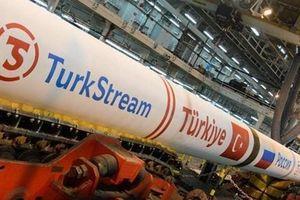 Nga đánh mất thị phần khí đốt lớn tại Thổ Nhĩ Kỳ trong tháng 3