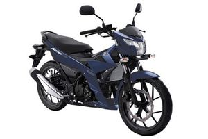 Bảng giá xe máy Suzuki tháng 6/2020