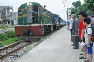 Đường sắt sắp chạy lại tàu du lịch Lào Cai dịp cuối tuần