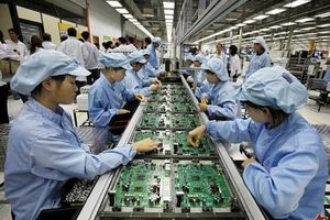 Sản xuất công nghiệp bắt đầu khôi phục trở lại