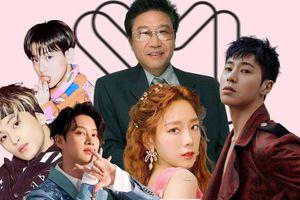 Những idol nào được xem là 'con cưng' của Lee Soo Man - 'Ông trùm' SM Entertainment