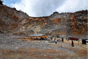 Vụ sập mỏ đá ở Điện Biên: Nỗ lực tìm kiếm nạn nhân thứ 3 mất tích