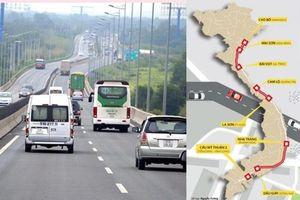 11 dự án cao tốc Bắc – Nam có 'điểm ra' qua các tỉnh, thành phố nào?
