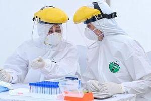Người phụ nữ về từ Trung Quốc, bị sốt, bước đầu âm tính