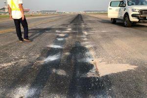 Sửa đường băng sân bay Nội Bài, Tân Sơn Nhất trong tháng 6