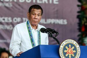 Căng thẳng biển Đông gia tăng, Philippines ngừng bỏ hiệp ước tiếp nhận quân Mỹ