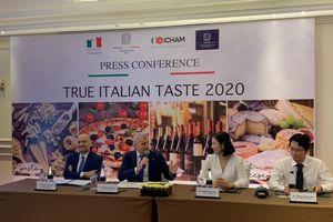 Thưởng thức ẩm thực Ý trong chương trình True Italian Taste