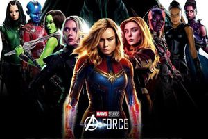 Biệt đội siêu anh hùng nữ mới toanh của MCU lộ diện thủ lĩnh