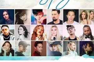 Trọng Hiếu ra mắt dự án 'khủng' kết hợp 17 nghệ sĩ thế giới đến từ X-Factor, Eurovision và hơn thế nữa