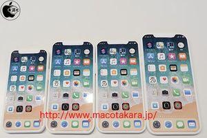 Rò rỉ mô hình iPhone 12 series, bắt đầu sản xuất từ tháng 7