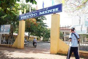 Tạm đình chỉ thầy giáo dâm ô 4 nam sinh ở Tây Ninh