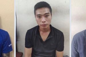 Cảnh sát hình sự Hà Nội bắt ổ nhóm chuyên cướp giật tài sản của phụ nữ