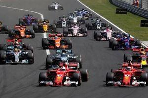 Giải đua F1 trở lại vào đầu tháng 7/2020