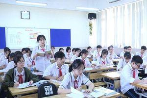 Hà Nội: Các trường THCS chú trọng tổ chức ôn luyện cho học sinh lớp 9