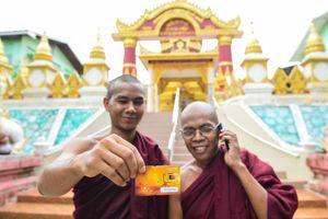 Viettel Myanmar vượt mốc 10 triệu thuê bao