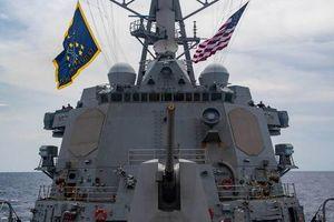 Mỹ gia tăng phản đối Trung Quốc về biển Đông