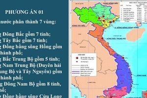 Đề xuất 'nhập' Lâm Đồng, Long An, Bình Thuận vào vùng Đông Nam Bộ
