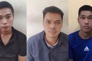 Ổ nhóm cướp giật tài sản của phụ nữ 'sa lưới'