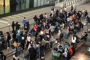 Đưa gần 340 công dân Việt Nam từ Anh trở về nước an toàn