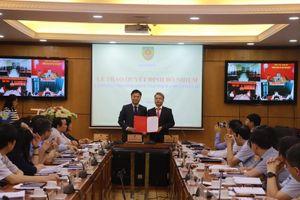 Bộ Tư pháp bổ nhiệm Tổng cục trưởng Tổng cục Thi hành án dân sự
