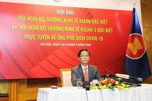 Bộ trưởng Bộ Công Thương: 'Nỗ lực ký kết hiệp định RCEP trong năm 2020'