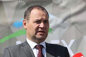 Tổng thống Belarus chỉ định ông Golovchenko giữ chức Thủ tướng