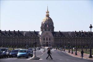 Dịch COVID-19: Pháp hủy duyệt binh trong Ngày Quốc khánh