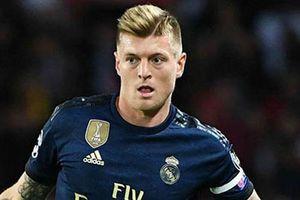 Kroos chỉ ra 'chìa khóa' giúp Real vượt Barca để vô địch La Liga
