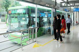 Đi xe buýt nhanh BRT không cần tiền lẻ, mua vé lượt thanh toán qua VNPAY QR