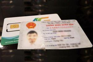 Đề xuất nhập kèm số chứng minh nhân dân khi nạp thẻ điện thoại để giảm SIM rác