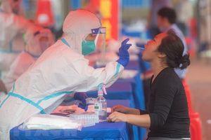 TP. Vũ Hán triển khai xét nghiệm axit nucleic quy mô lớn cho 9,9 triệu cư dân