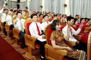 Đại hội cấp huyện đầu tiên của tỉnh Vĩnh Phúc