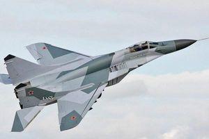 SAA bắt đầu dùng chiến cơ MiG-29 mới của Nga để chống lại kẻ thù