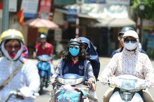 Thời tiết Hà Nội hôm nay 5/6: Tiếp tục nắng nóng gay gắt, nhiệt độ cao nhất 36 - 38 độ C