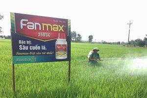 Quản lý thuốc bảo vệ thực vật: Còn yếu và vướng