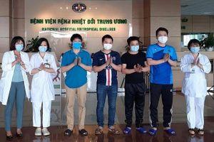 Thêm ba ca khỏi bệnh, Việt Nam có 93% bệnh nhân bình phục